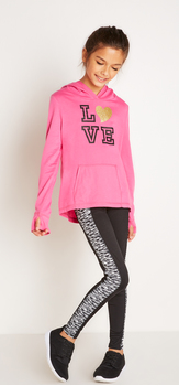 The Love Space Dye Active Outfit