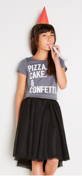Pizza Tutu Outfit