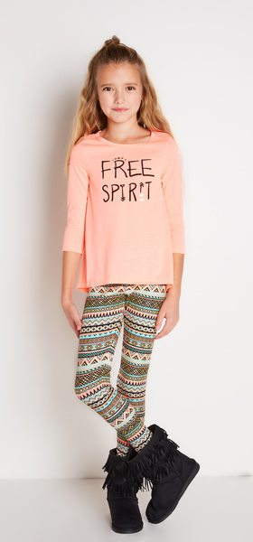 The Free Spirit Outfit
