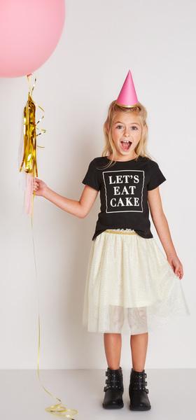 Cake Tutu Outfit