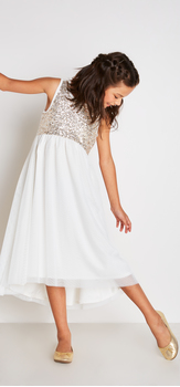 Sequin Tulle Dress Outfit
