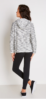 The Cowl Neck Sweatshirt Outfit