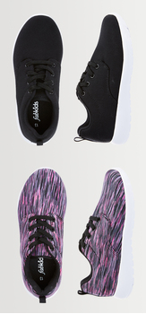Space Dye Trainer Shoe Pack