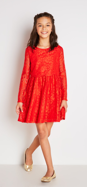 The Lace Dress Outfit