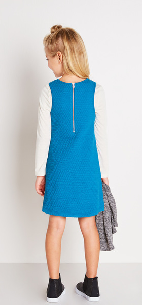 The Quilted Dress Outfit