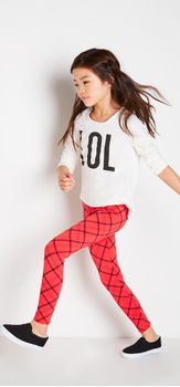 The Lol Plaid Outfit