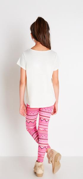 Fab White Boho Outfit