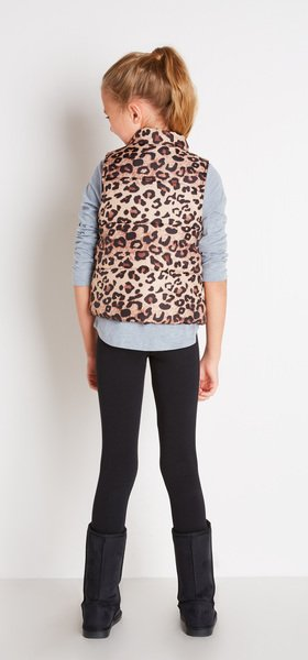 Weekend Leopard Outfit