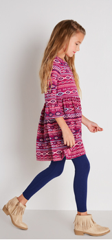 Bell Sleeve Dress Outfit