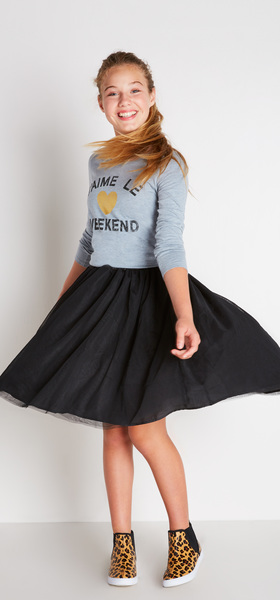 Weekend Tutu Outfit