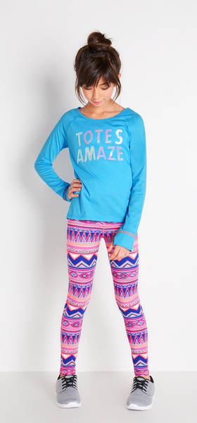 Totes Amaze Active Outfit