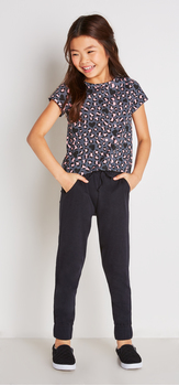 Leopard Jogger Outfit