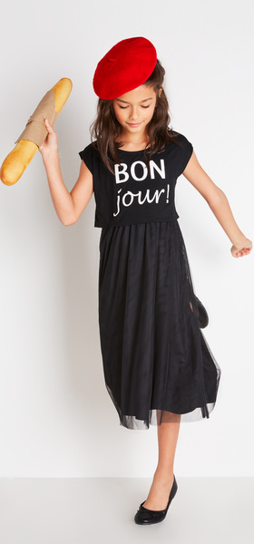 The BonJour Dress Outfit