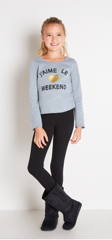 The J'aime Le Weekend Outfit