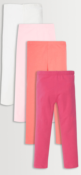 Pink Ombre Legging 4-Pack