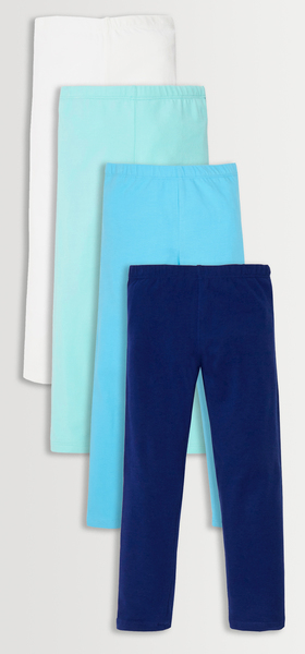 Blue Ombre Legging Pack