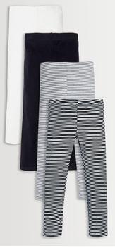Black & Grey Legging Pack