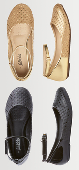 Perforated Flat Shoe Pack