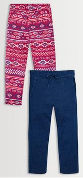 Tribal Knit Jogger Pack
