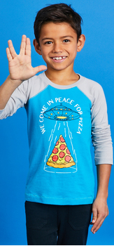 Peace For Pizza Outfit