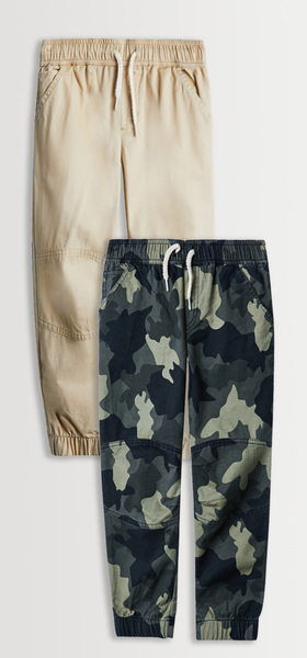 Woven Jogger Pack
