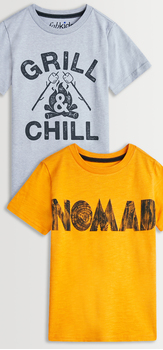 Grill & Chill Nomad Tee Pack