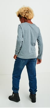 The Will Wake For Breakfast Denim Outfit