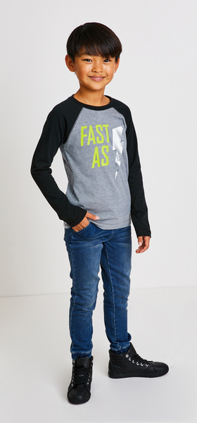 Fast As Lightening Outfit