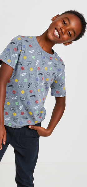 Gamer Print Outfit