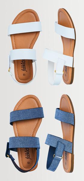 e5ed5d3b26dc Two-Strap Sandal Pack - FabKids