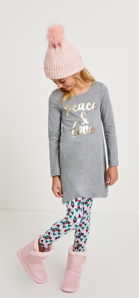 Peace & Love Dress Outfit
