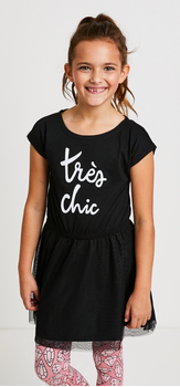 Très Chic Diamond Dress Outfit