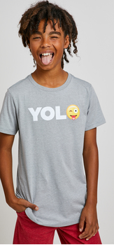 Yolo Short Outfit