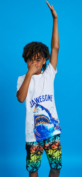 Jawesome Swim Outfit