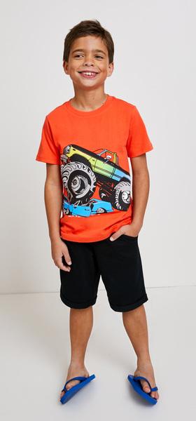 Monster Truck Short Outfit