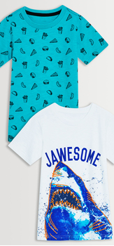 Food Jawesome Tee Pack