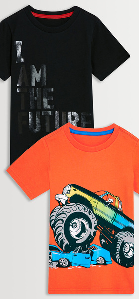 Future Monster Truck Tee Pack
