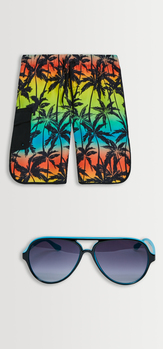 Palm Swim Sunglasses Pack