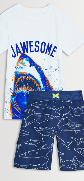 Jawesome Shark Swim Pack
