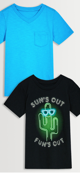 Sun's Out Tee Pack