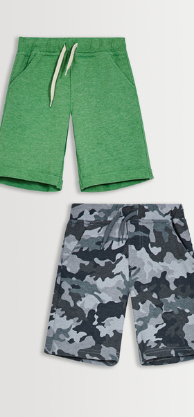 Camo Knit Short Pack