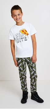 Love At First Bite Camo Outfit