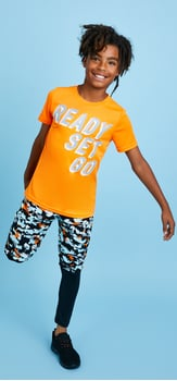 Ready Set Go Active Outfit