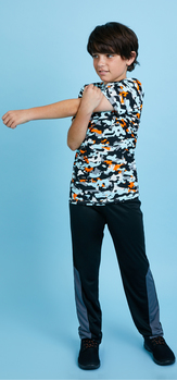 Camo Active Outfit