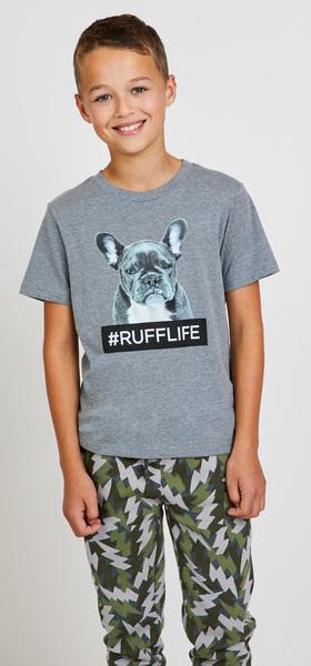 #RuffLife Camo Outfit