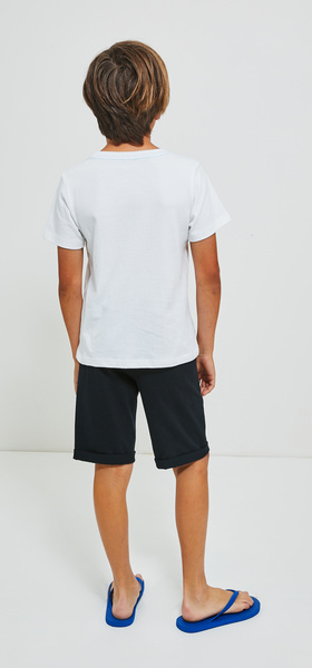 Stay Sharp Short & Sunglasses Outfit