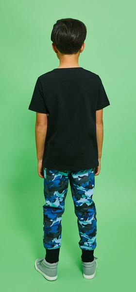 Hamburger Planet Jogger Outfit