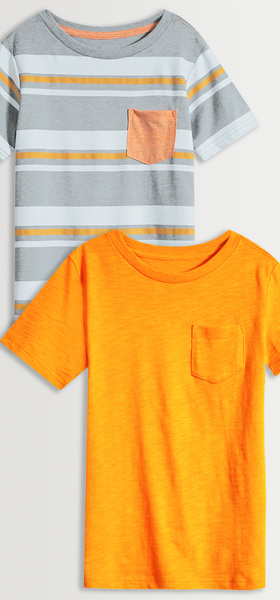 Stripe Tee Pack