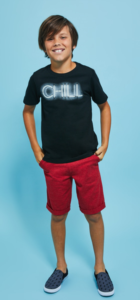 Chill Tee Short Outfit