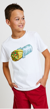 Burrito Graphic Outfit